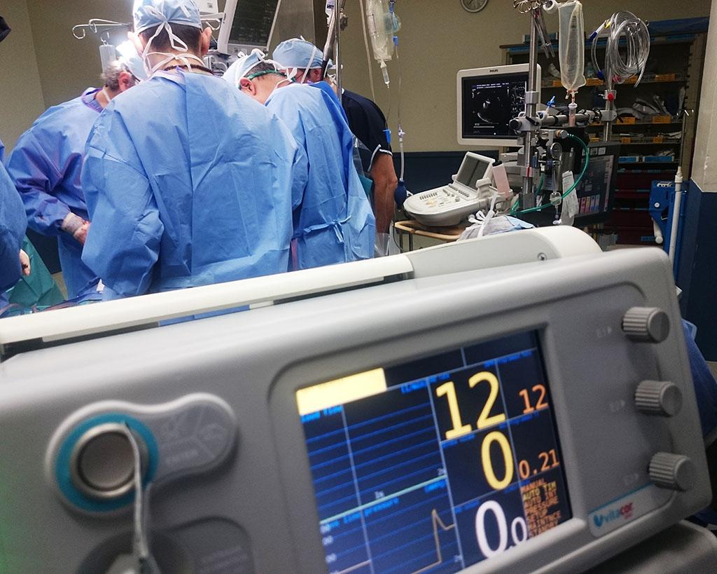 DMG North services hospitals