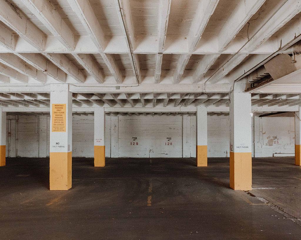 DMG North services parking garages