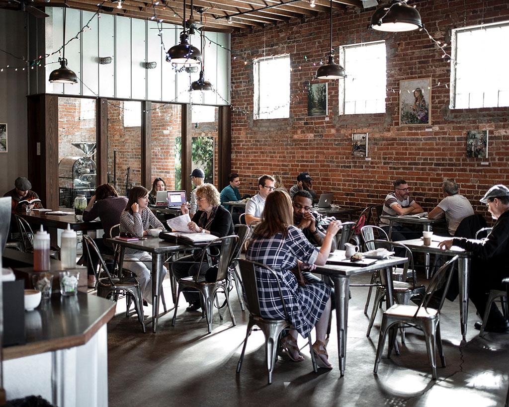 DMG North services restaurants
