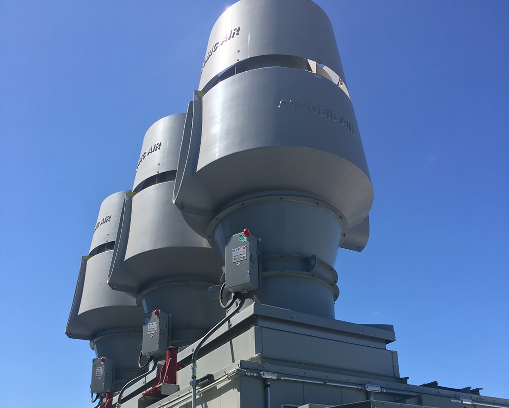 DMGN ventilation units